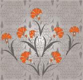 Antique ottoman grungy wallpaper design Royalty Free Stock Photo