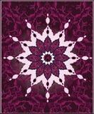 Antique ottoman grungy wallpaper design Stock Image