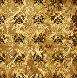 Antique ottoman grungy wallpaper design Royalty Free Stock Photos