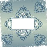 Antique ottoman grungy wallpaper design Stock Photos