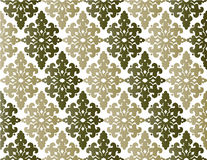 Antique ottoman turkish pattern vector design fourty four Stock Images