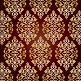Antique ottoman turkish pattern vector design fourty nine Stock Photography