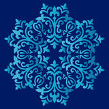 Antique ottoman turkish pattern vector design sixty one Stock Images