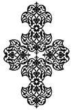 Antique ottoman turkish vector design one Royalty Free Stock Image