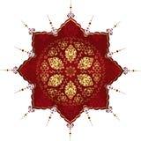 Antique ottoman wallpaper illustration design Stock Images