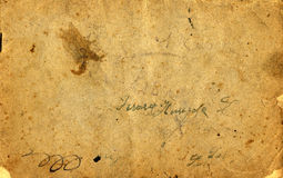 Antique paper Royalty Free Stock Image