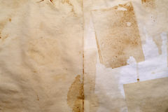 Antique paper Royalty Free Stock Photo