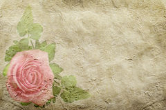 Antique paper texture Royalty Free Stock Images