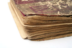 Antique paperback book  Stock Photo
