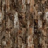 Antique Parquet Seamless Stock Photography