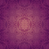 Antique pattern. Antique seamless pattern associated with luxury and expensive vine Royalty Free Stock Image