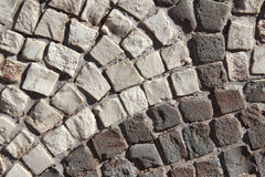 Antique pavement Royalty Free Stock Photos
