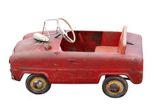 Antique Pedal Car Stock Image