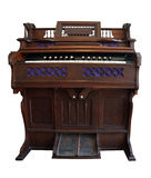 Antique Pedal Organ Royalty Free Stock Photo