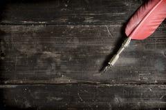 Antique pen Stock Photography