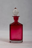 Antique perfume bottle 1800 - 1830 Royalty Free Stock Photo
