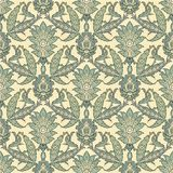 Antique Persian Design Royalty Free Stock Images