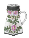 Antique Persian saltshaker isolated. Stock Images