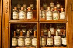 Antique pharmacy, Beaune, France Royalty Free Stock Photography