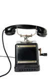 Antique phone Royalty Free Stock Images