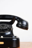 Antique phone Stock Photography