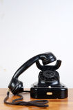 Antique phone Royalty Free Stock Photo