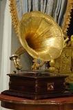 Antique phonograph Stock Photos