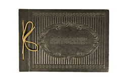 Antique Photo Album Royalty Free Stock Images