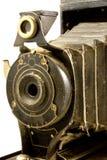 Antique Photo camera stock image