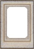 Antique Photo Frame from the 1920's Royalty Free Stock Photography