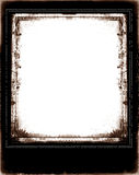 Antique photo frame Royalty Free Stock Photos