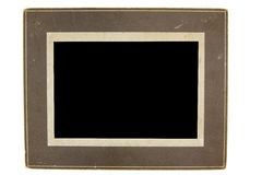 Antique photo frame Royalty Free Stock Photo