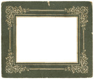 Antique photo frame 1 Stock Photography