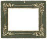 Antique photo frame 1 stock photography