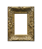 Antique photoframe Stock Images