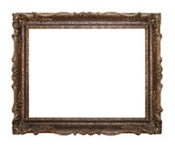 Antique Picture Frame Stock Photo