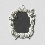 Antique picture, image, photo or mirror frame Royalty Free Stock Image