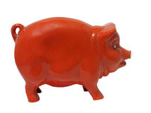 Antique Piggy Bank Royalty Free Stock Image