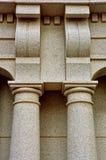 Antique pillar Details Royalty Free Stock Photos