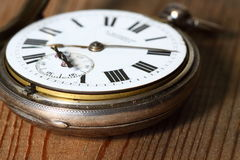 Antique pocket watch A Royalty Free Stock Images
