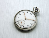 Free Antique Pocket Watch Royalty Free Stock Image - 8293276