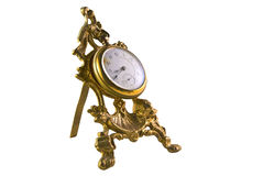 Antique Pocket Watch Display royalty free stock photography