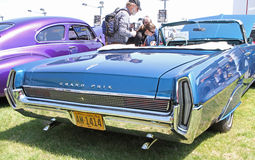 Antique Pontiac Grand Prix Automobile Royalty Free Stock Image