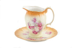 Antique Porcelain Royalty Free Stock Photo