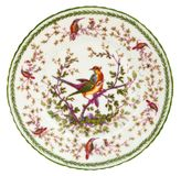 Antique Porcelain Plate Stock Images