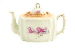 Antique Porcelain Stock Image