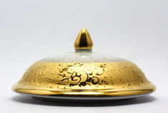 Antique porcelain Royalty Free Stock Photo