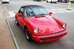 Antique Porsche Carrera 911 Royalty Free Stock Photo