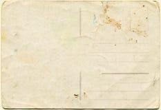 Antique post card Stock Photos