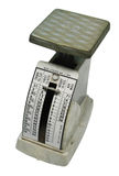 Antique postage scale Royalty Free Stock Photography